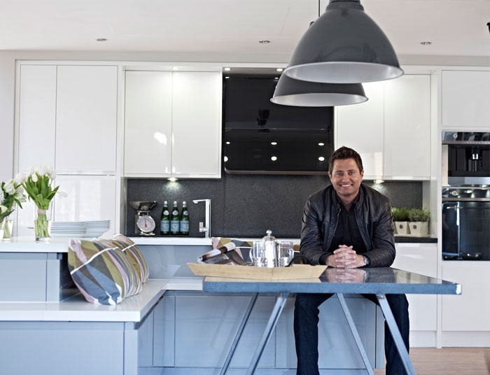 George Clarke - Brand Ambassador for English Rose