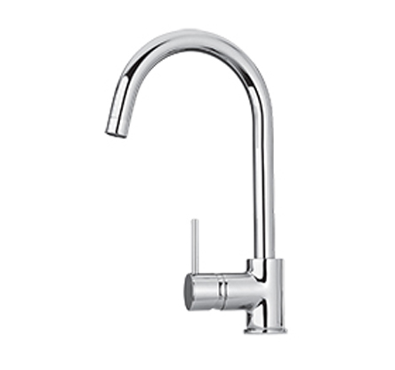 Cox Side Lever Chrome