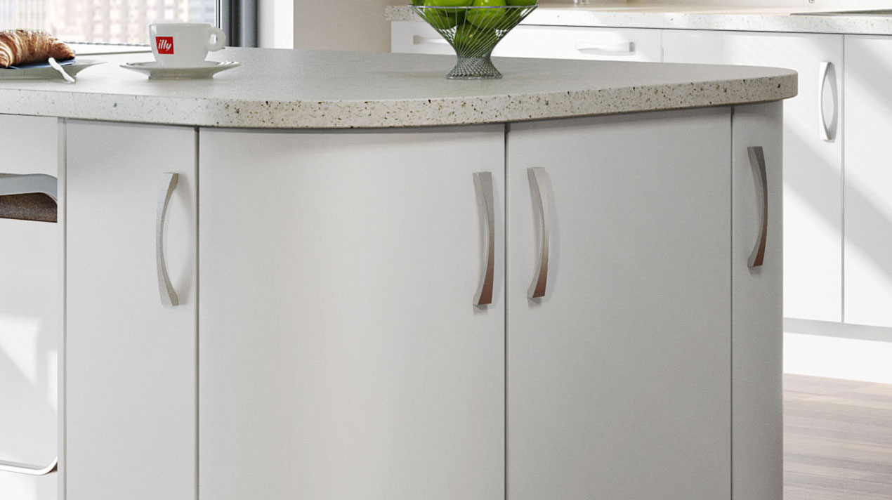 EA Kitchens Handle Range