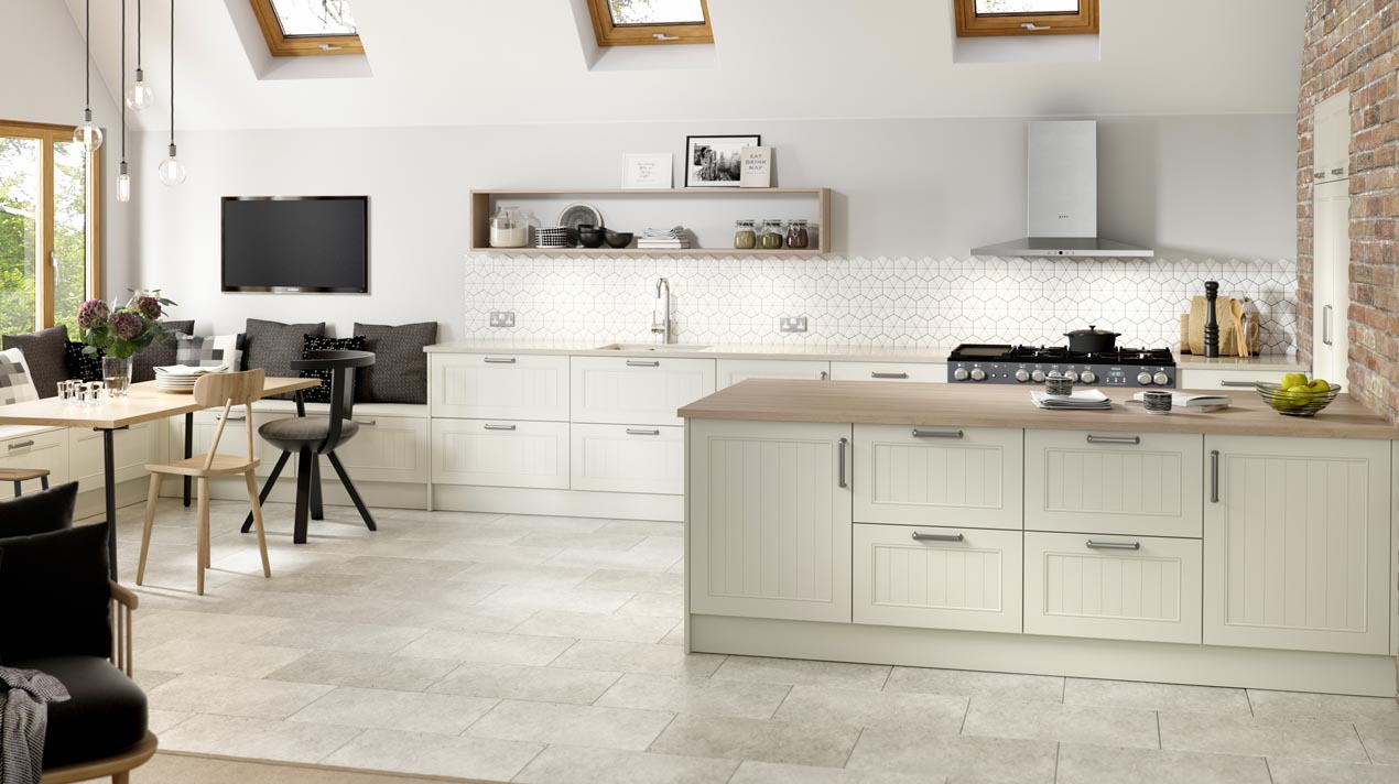EA Kitchens Modern Range