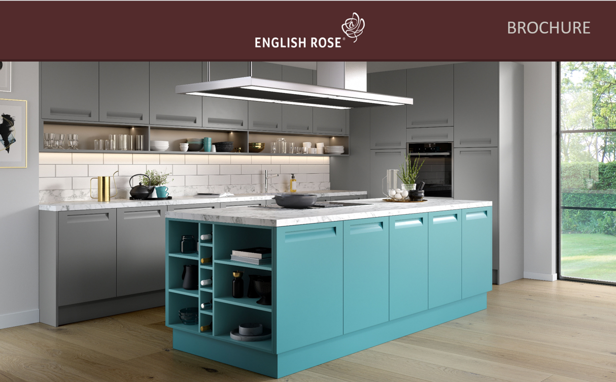 English Rose Kitchens Brochure